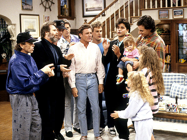 John Posey Full House